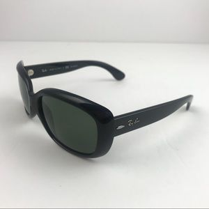 RAY-BAN sunglasses RB4101 polarized Black Jackie